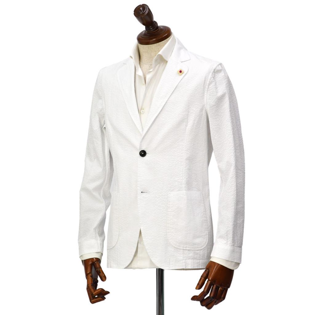 LARDINI【ラルディーニ】シャツジャケットをご紹介致します。