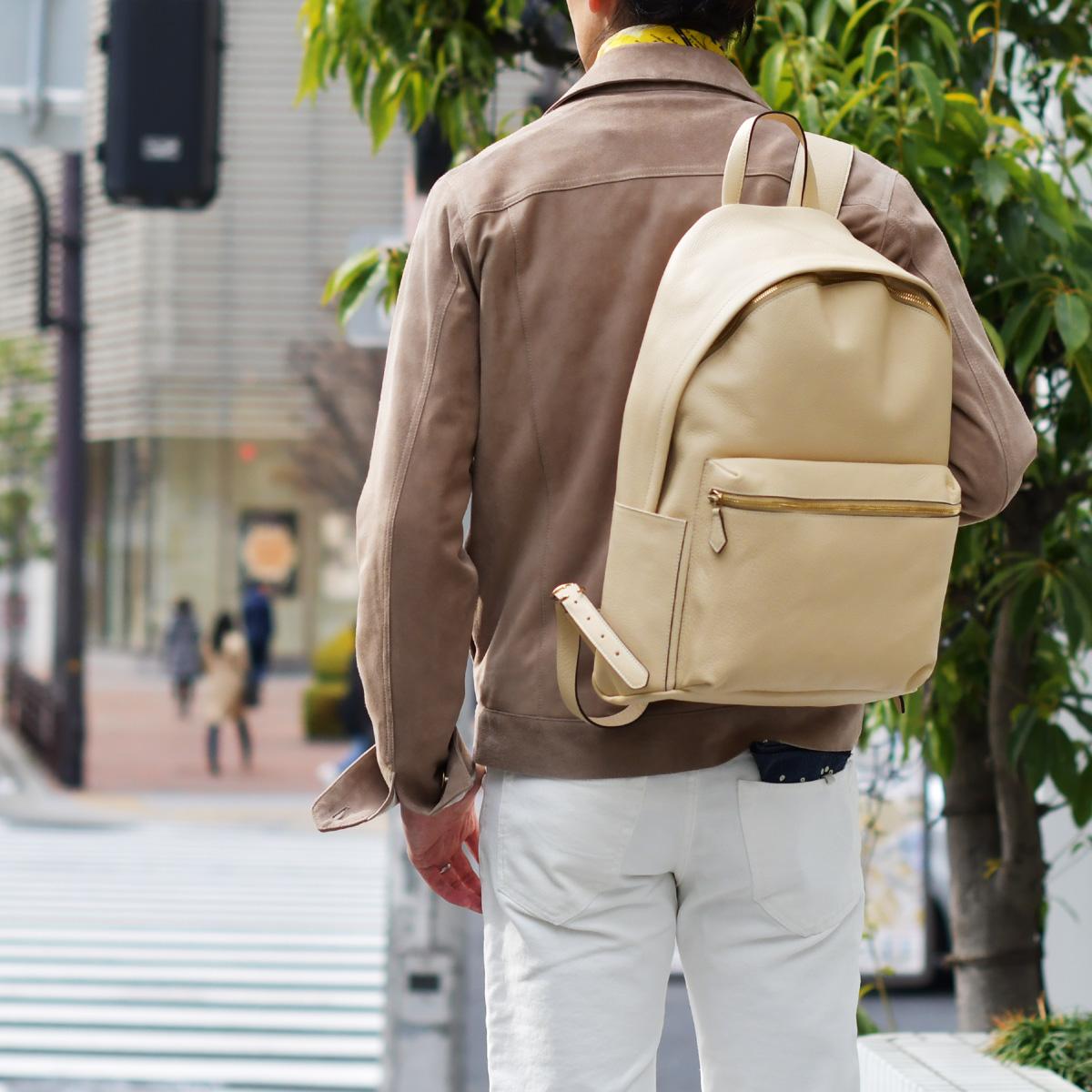 レザーなのにシャツ感覚!!Cinquanta【チンクアンタ】
