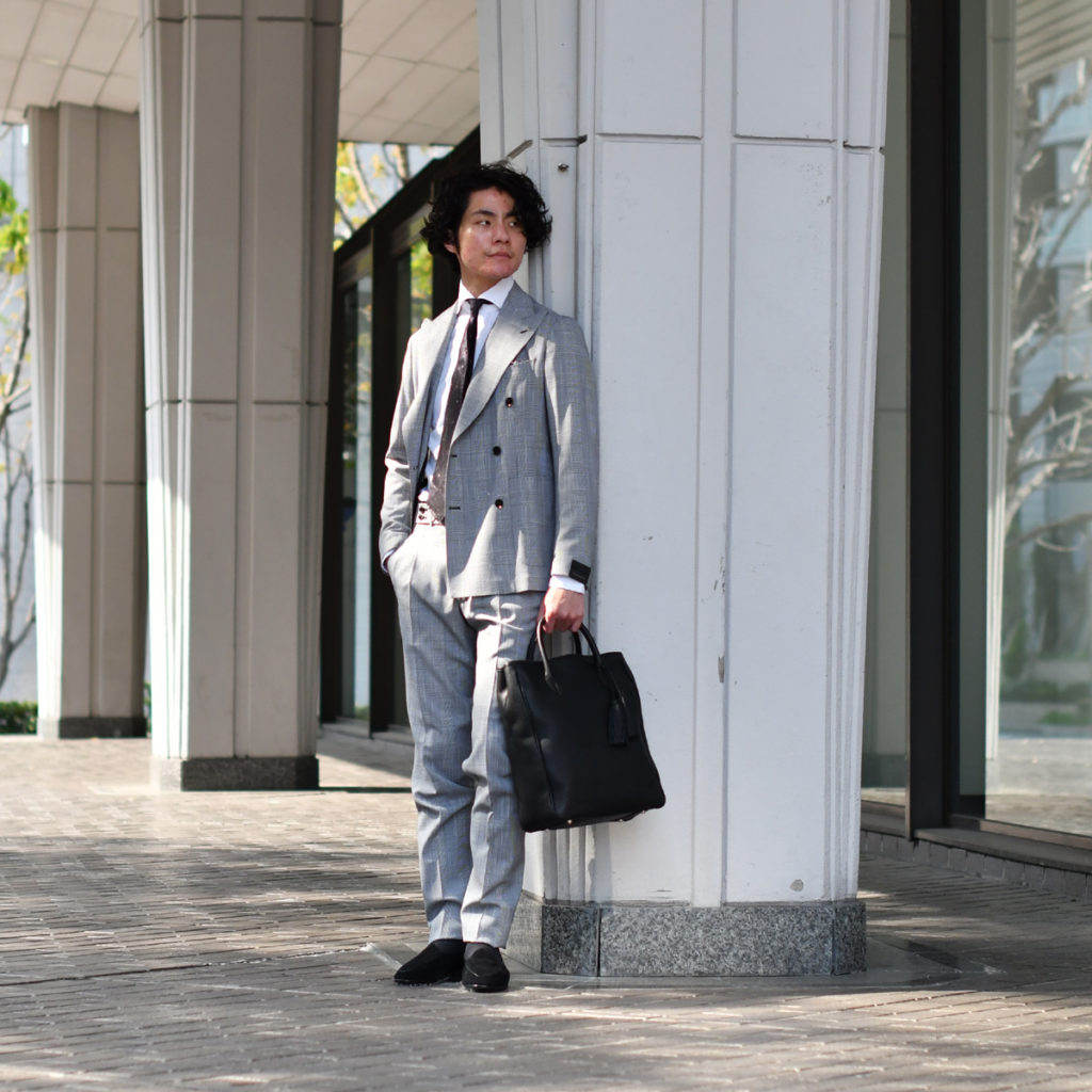 cordinate待ってましたのおすすめスーツスタイル TAGLIATORE【タリアトーレ】