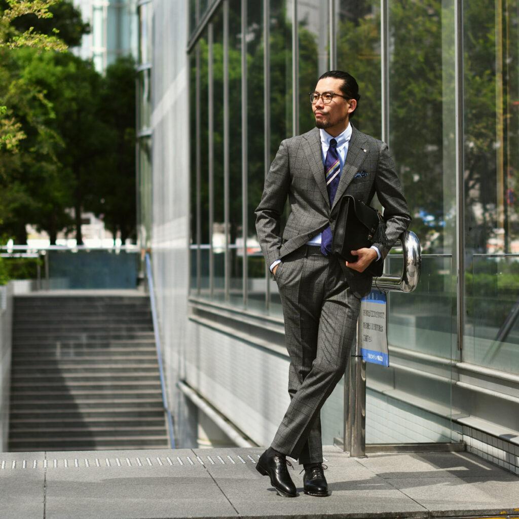 スーツを制すものはビジネスを制す!!TAGLIATORE【タリアトーレ】