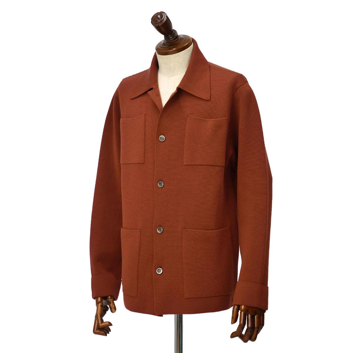 Cruciani【クルチアーニ】ミラノリブフィールドニットジャケットをご紹介致します。