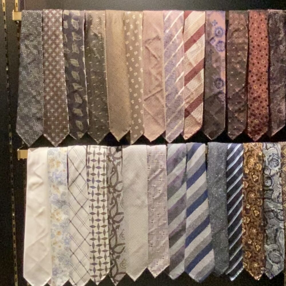 2021AW Main collection!~TIE YOUR TIE~