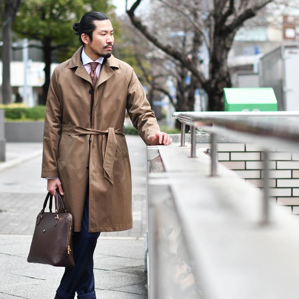 春の桜に映える新生活ビジネスコーデ!!!TAGLIATORE【タリアトーレ】