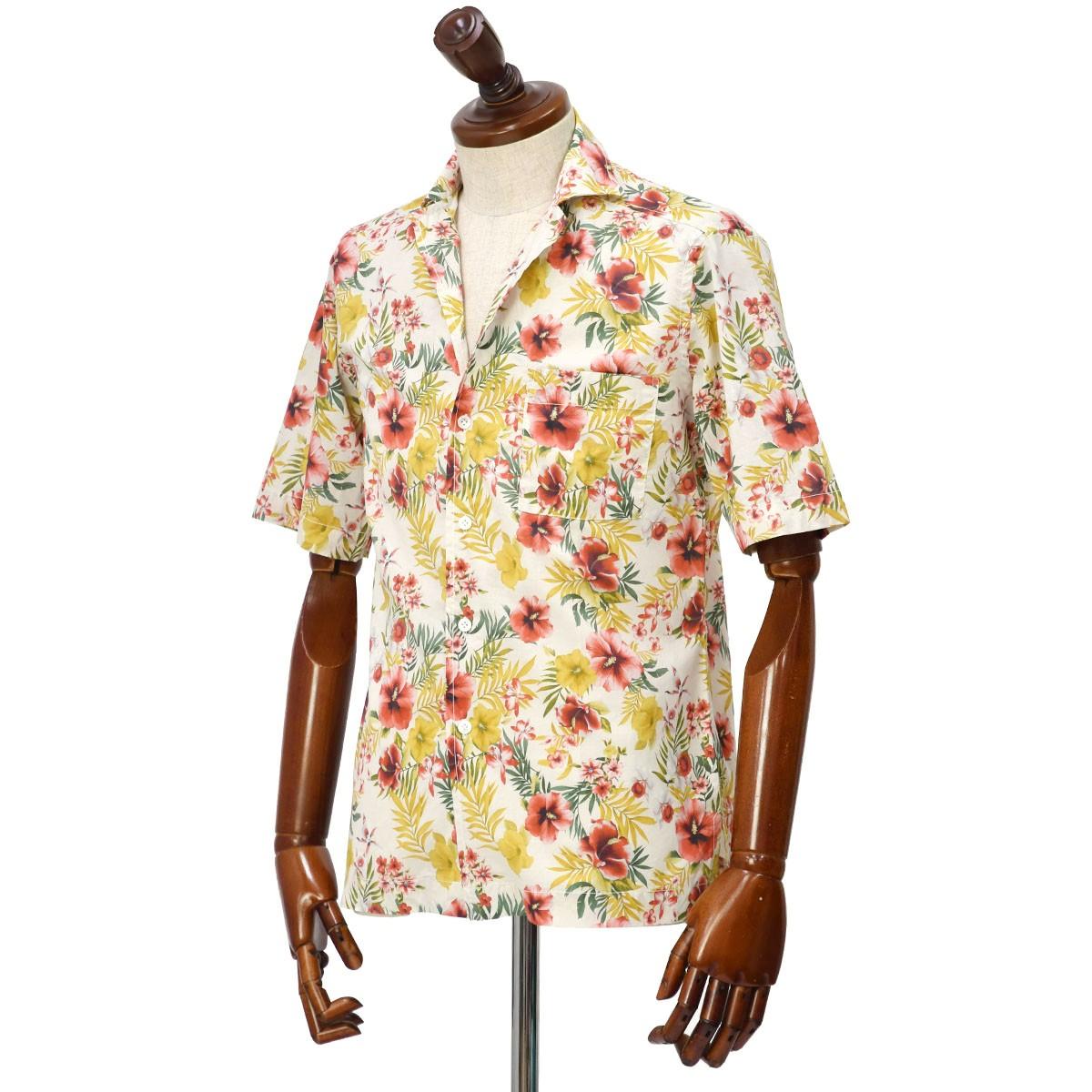 Bagutta【バグッタ】オープンカラーシャツをご紹介致します!!