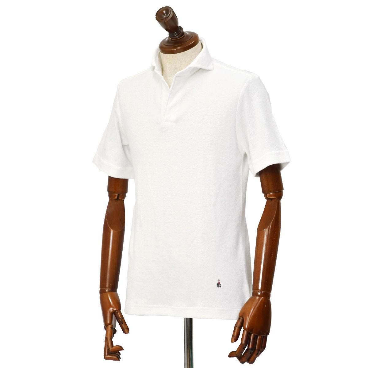 GUY ROVER【ギローバー】 半袖スキッパーポロシャツをご紹介致します。