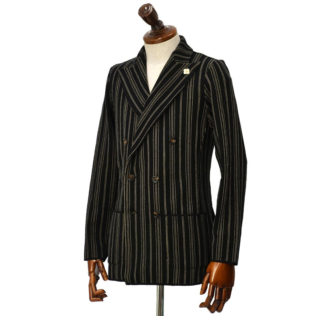 LARDINI【ラルディーニ】ダブルニットジャケットをご紹介致します。